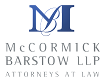McCormick & Barstow LLP